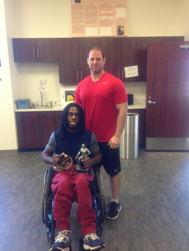 Hrv Case Study Of A Powerlifter With Cerebral Palsy