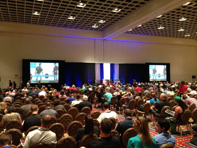 conference NSCA 2013